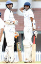 Rakesh Dhurv and Kamlesh Makvana added 103 for the eighth wicket, Mumbai v Saurashtra, Ranji Super League semi-final, 4th day, Chennai, January 7, 2009