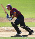 BJ Watling remained unbeaten on 113