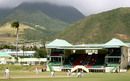 A general view over Warner Park, St Kitts Invitational XI v England XI, Warner Park, January 26, 2009