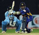 Mahela Jayawardene made his first half-century in 16 games, Sri Lanka v India, 2nd ODI, Colombo, January 31, 2009