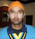Pankag Dharmani, player portrait, February 19, 2009