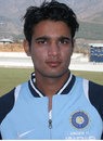 Siddarth Kaul, player portrait