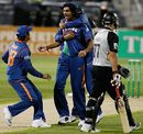 1st T20I: New Zealand v India at Christchurch, Feb 25, 2009