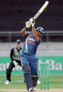 Yuvraj Singh hits one down the ground