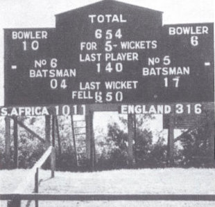 Image result for Cricket: England vs. South Africa longest match 1939