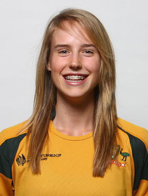 Ellyse Perry, player portrait