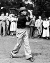 Jack Fingleton plays a round of golf at the West Kent Golf Club, Bickley, May 23, 1938