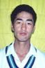Karma Rinzing, Sikkim Under-16, Portrait