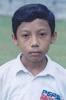 Mridul Debbarma, Tripura Under-14, Portrait