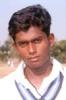 G Satish Kumar, Madhya Pradesh Under-19, Portrait