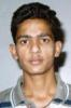 Shikhar Vishnoi, Uttar Pradesh Under-16s, Portrait