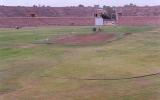 The Barkatullah stadium gearing up to host it's first ODI, Jodhpur