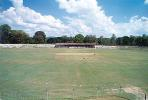 A grand view of the Bhadravati Ground from the stands, New Town, Bhadravati