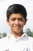 P Rahul, Tamil Nadu Under-14, Portrait