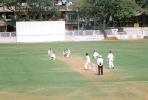England Under-19s in India 2000/01, Rest of India Under-19s v England Under-19s Middle Income Group Ground, Bandra, Mumbai 4-6 Jan 2001