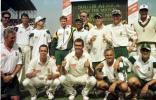 India v South Africa, 2nd Test match, Calcutta, 27 November - 1 December 1996