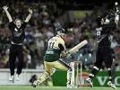 Australia v New Zealand, VB series, 1st Match, Melbourne Cricket Ground , 11 January 2002