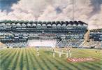 The Wanderers Ground as portrayed by artist and ex Western Province wicket-keeper Richie Ryall.