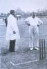 Famous archive Photo of Harry Baldwin prolific Hampshire bowler from the early era ...