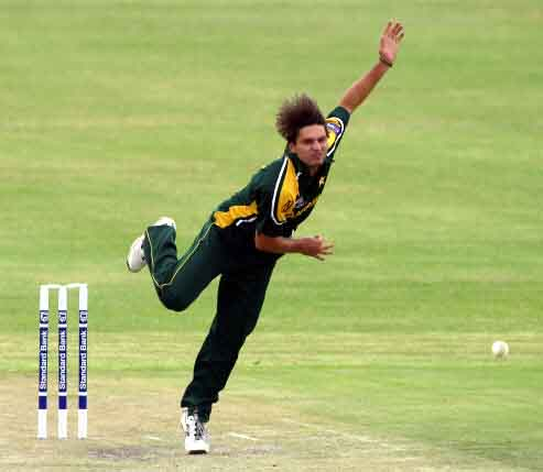 Shahid Afridi Bowling Style Shahid Afridi Bowling Gauteng