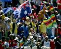World Cup, 2003 - Zimbabwe v Australia at Bulawayo, 24th February 2003
