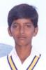 KD Achari, Andhra Under-14, Portrait