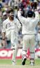 15 Mar 2001: Australia in India 2000/01, 2nd Test India v Australia, Eden Gardens, Calcutta 11-15 Mar 2001 (Day 5)
