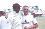 West Indies v South Africa, 1st Test, Bourda, Georgetown , Guyana, 9-13 March 2001