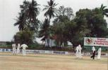 Busta Cup XI v South Africans at the Everest Cricket Club, Georgetown , Guyana