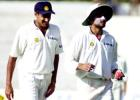 Kumble and Harbhajan forged a deadly partnership, dismissing all the ten Zimbabwean batsmen between them
