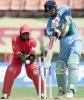 India v Zimbabwe,  3rd One Day International, Nehru Stadium, Kochi, 13 March 2002
