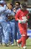India v Zimbabwe, 4th One Day International, Lal Bahadur Shastri Stadium, Hyderabad, 16 March 2002