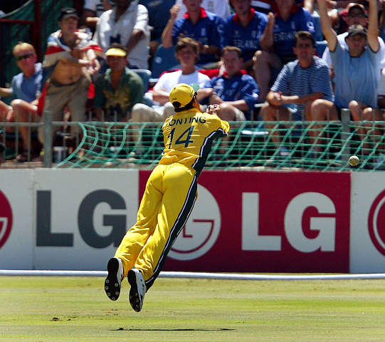 how to take high catches in cricket