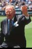 Arthur Morris at the 1998 Australia v England Boxing Day Test