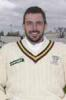 Taken at the Durham CCC Photocall, April 2001