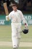 Guy Whittall toasts his fourth Test century