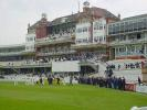 In commemoration of Ben Hollioake and Umer Rashid.  Surrey v Sussex , Frizzell Championship, 19 - 22 April 2002