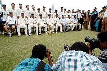 A first-ever series victory in Pakistan
