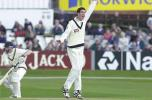 Yorkshire v Derbyshire, Benson and Hedges Cup , North Division, Headingley 30 April 2001