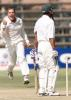 Bangladesh in Zimbabwe 2000/01, 2nd Test, Zimbabwe v Bangladesh, Harare Sports Club 26-30 April 2001 (Day 5)