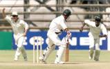 Bangladesh in Zimbabwe 2000/01, 2nd Test, Zimbabwe v Bangladesh, Harare Sports Club 26-30 Apr 2001 (Day 5)