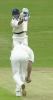 Andy Gray is caught and  bowled Flintoff for 2