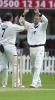 Bowler Wood and slip Flintoff have combined to dismiss  Stevens, Benson & Hedges Cup, May 22 at Leicester