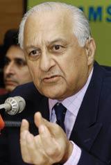 Shaharyar Mohammad Khan