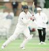 Patrick McKeown pushes the towards cover, PPP healthcare County Championship Division One, 2000, Lancashire v Derbyshire, Old Trafford, Manchester, 31May-03Jun 2000 (Day 2).
