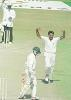 Javagal Srinath draws first blood, Guy Whittall dimissed cheaply
