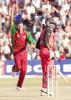 23 June 2001: Coca-Cola Cup (Zimbabwe) 2001, 1st Match, Zimbabwe v West Indies, Harare Sports Club.