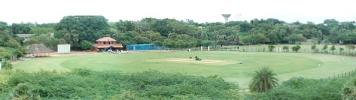 A panoramic view of the Indian Institute of Technology Chemplast ground