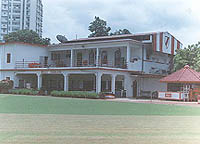 Calcutta Cricket and Football Ground