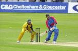 England Masters v Australia Masters, Trent Bridge Nottingham 1 July 2001